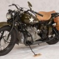 1944 Indian Motorcycle