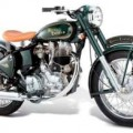 1963 Royal Enfield Indian Motorcycle