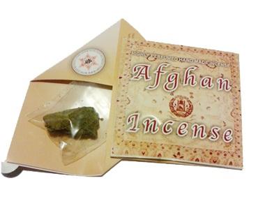 Afghan Incense