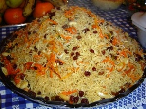 Afghan Rice Recipes