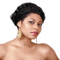 African American lace wig