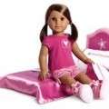 American Girl Bed
