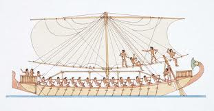Ancient Egyptian Boat Designs