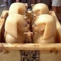 Ancient Egyptian Canopic Jar Chests