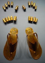 Ancient Egyptian Sandals