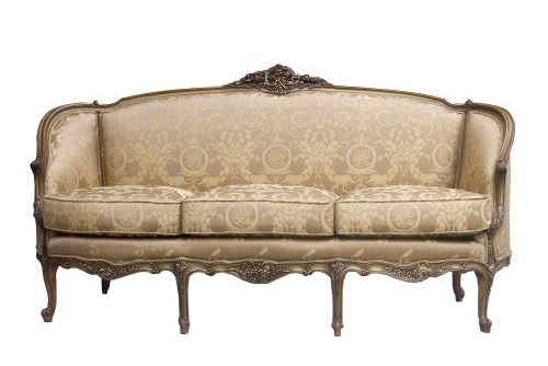 You French Country Sofas French Provincial Furniture Antique French