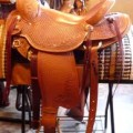 Austrian Brass Saddle Stirrups
