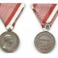 Austrian Bravery Medals