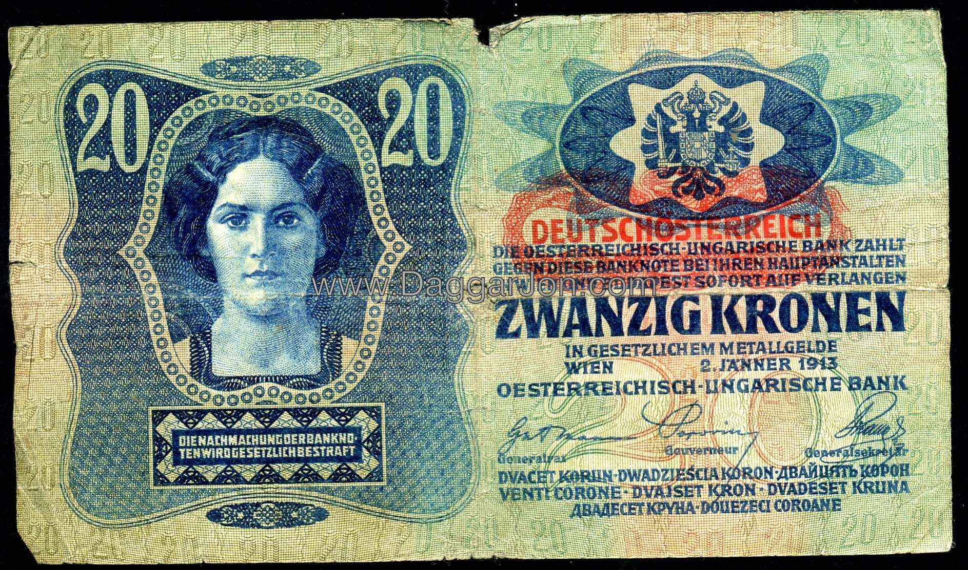 Austrian Currency