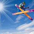 austrian downhill ski