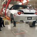 BMW Manufacturing Plant Steyr Austria