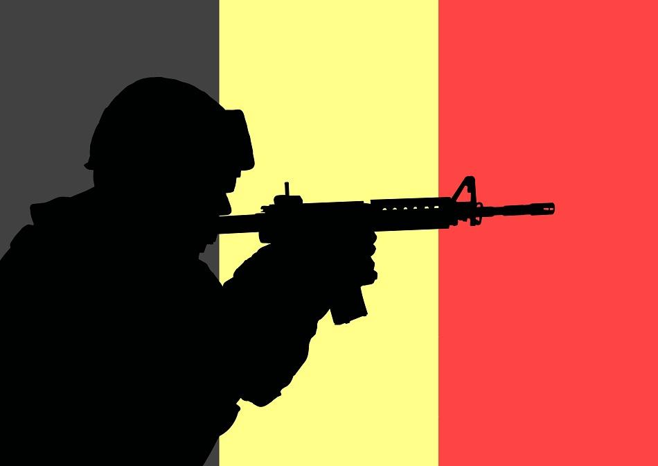 Belgian soldier 2