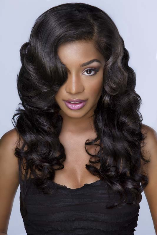 2pks 16in Brazilian Natural Wave Hair 47