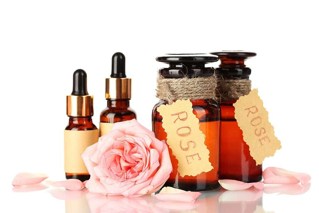 Bulgarian rose oil