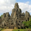 Cambodian Buddhist Temples ,Bayon Temple