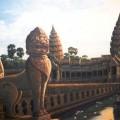 Cambodian art.