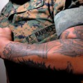 Canadian Army Tattoos