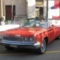 Canadian Chrysler Windsor Convertible