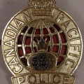 Canadian Pacific Police Badge