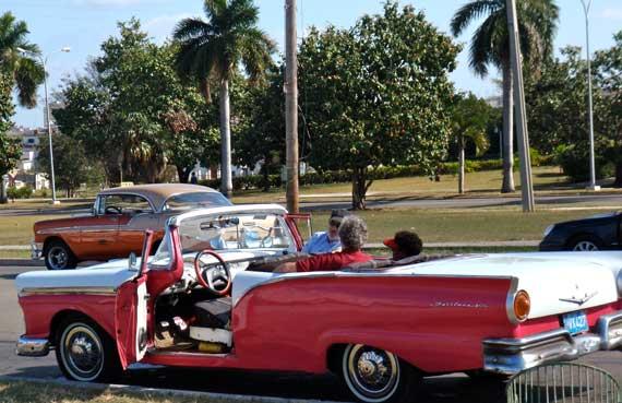 Car rental guide to Cuba