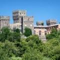 Castles in Tuscany Italy