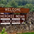 Cherokee Indian Reservations
