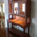 China Cabinet Table
