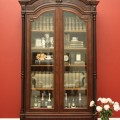 China Cabinet with Glass Doors