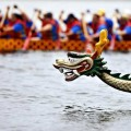 Chinese Dragon Boats Heads