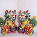 Chinese Foo Dogs Art