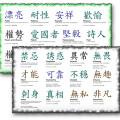Chinese Kanji Symbols