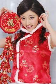 Chinese new year clothes