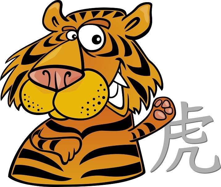 Tiger Chinese horoscope sign