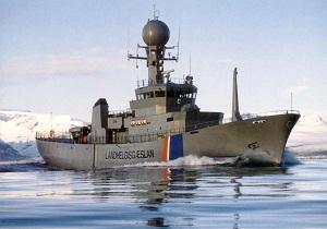 Cod War in Iceland
