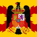 Colonial Spanish Flag