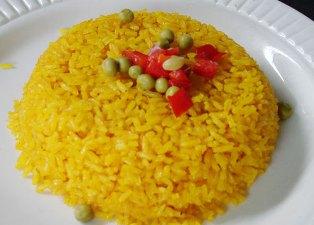 Cuban Yellow Rice | Globerove