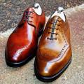 Custom-Made Italian Shoes
