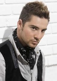 Famous Spanish singer David Bisbal
