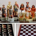 Egyptian Chess Pieces