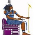 Egyptian Goddess Shu