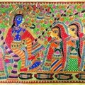 Ethnic Indian Paintings