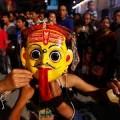 Festivals holidays Nepal Indra Jatra