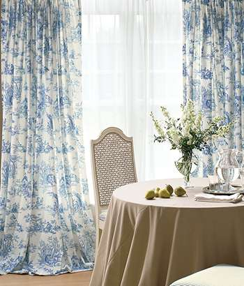 Balloon Curtains For Living Room French Country Toile Throw Pill