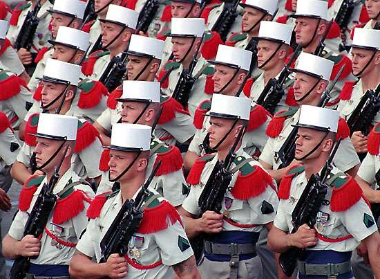 French Foreign Legion Recruitment