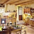 French Parisian Kitchen Decor
