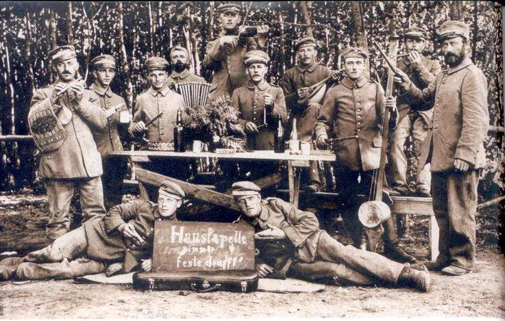 German Soldiers of World War I