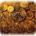 Gold Russian Coins
