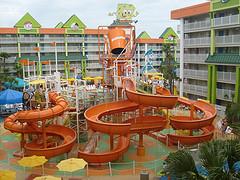 Halal Disney World Orlando Florida