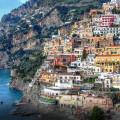 History of Campania Italy