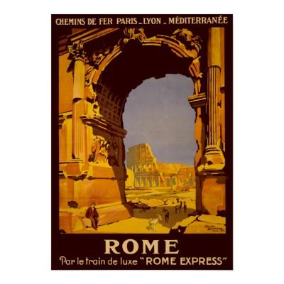 History of Rome Italy 1800s